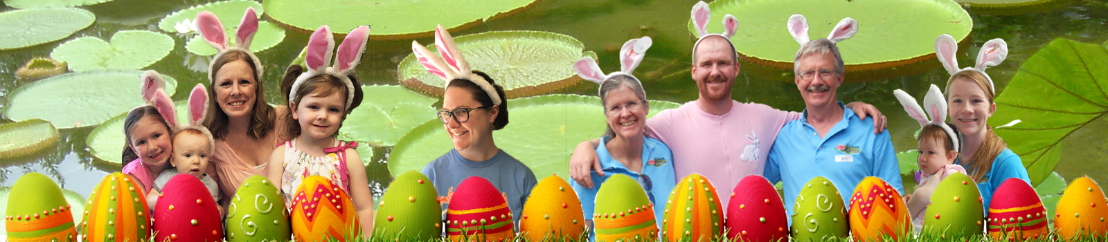 Easter Egg Hunt April 20 @9am (Don't forget we are Closed on Easter Sunday)