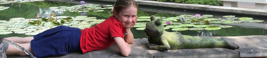 We make Water Gardening (and gardening) Fun!